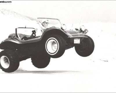 [WTB] Wanted: Nice Turn-key old School Manx Style Buggy