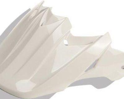 Fly Universal Fit Helmet Visor White 73-4525