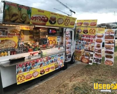 Ready to Work Used Chevrolet Step Van All-Purpose Food Truck