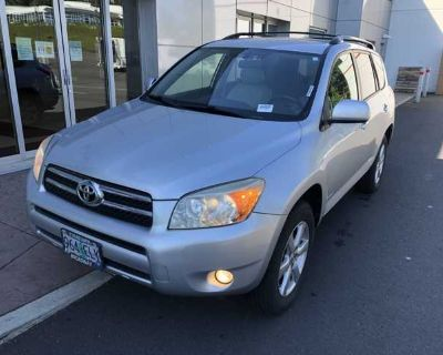 2008 Toyota RAV4 Limited ALLOY WHEELS, CRUISE CONTROL, AIR CONDITIONING