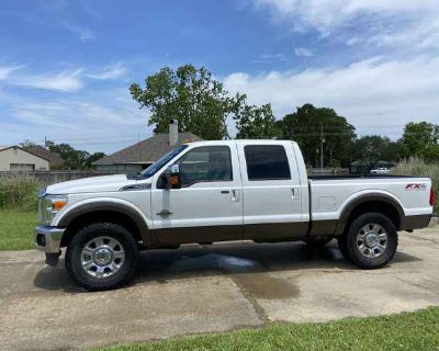 2015 Ford F250 Super Duty Crew Cab for sale