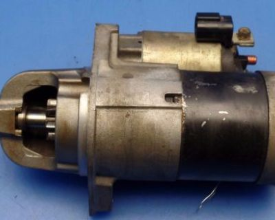 98-01 Nissan Altima 2.4l Engine Electric Starter Motor At Oem