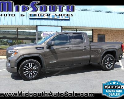 Used 2019 GMC Sierra 1500 Elevation Double Cab 2WD