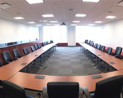 Private Meeting Room for 40 at Office Space & Solutions Norfolk