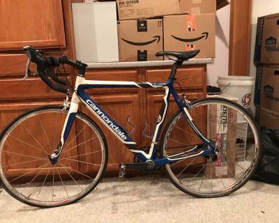 Cannondale Synapse Carbon Fiber Road Bike