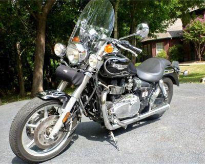 2004 Triumph Motorcycle