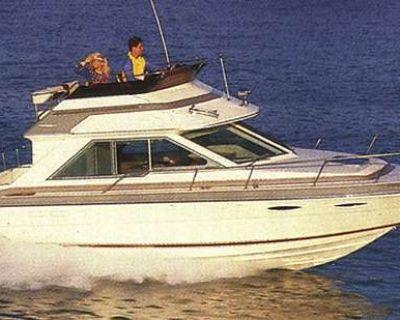 1988 Sea Ray 265 Sedan Bridge