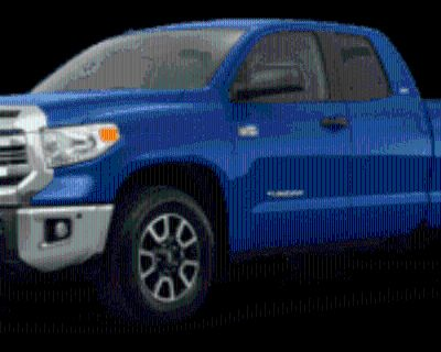 2018 Toyota Tundra SR5 Double Cab 6.5' Bed 5.7L V8 4WD