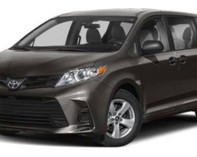 2020 Toyota Sienna LE Mobility