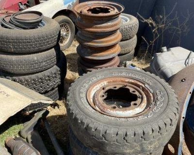 Clean out group buy bug bus rims doors and more