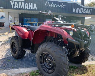2021 Yamaha Kodiak 700 ATV Utility Orlando, FL
