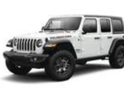 2021 Jeep Wrangler White
