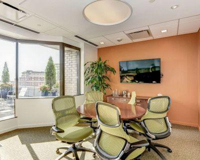 Exterior Conference Room with Patio in Arlington, Arlington, VA
