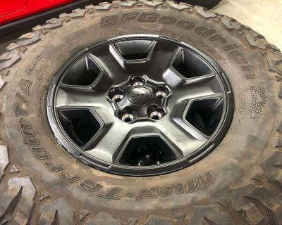 Arizona - Mojave wheels with bfg 35s