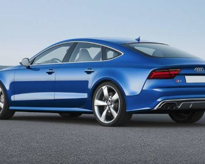 2016 Audi S7 Standard
