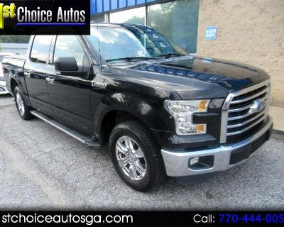 """Used 2015 Ford F-150 2WD SuperCrew 145"""" XLT"""