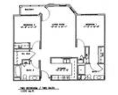 Evergreen Park Apartments I - Two Bedroom w/Patio
