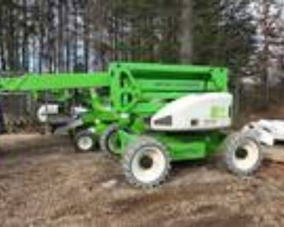 2014 Diesel NiftyLift SP45 4x4 Articulated Boom