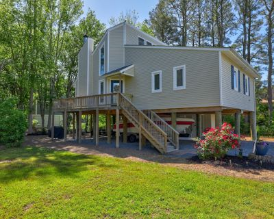 12 Cleveland Avenue - Pet Friendly, Close to Beach, 3 bed 2 Bath Home, In Serene S. Bethany. Sleeps 8 - Sandpiper Pines
