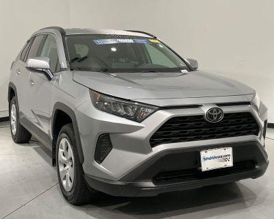 Pre-Owned 2020 Toyota RAV4 LE