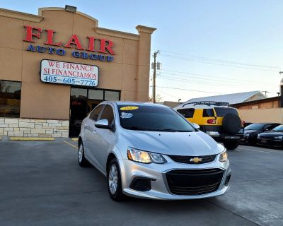 Used 2017 Chevrolet Sonic 4dr Sdn Auto LT