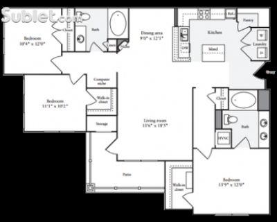 $5417 3 apartment in DeKalb County