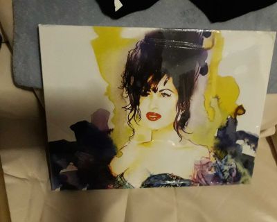 Canvas Picture Of Selena