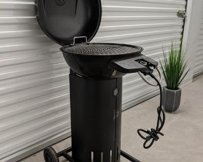 Electric grill