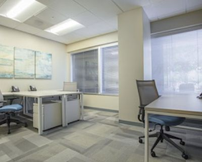 Private Office for 3 at Office Evolution - Southlake