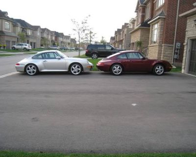 Wanted: 993 Tiptronic WB or Manual NB