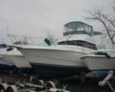 34 foot silverton aft cabin motor yacht