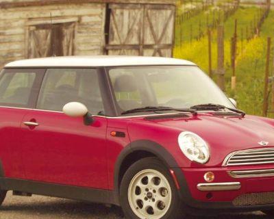 2003 MINI Cooper Cooper
