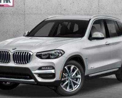 2021 BMW X3 30i