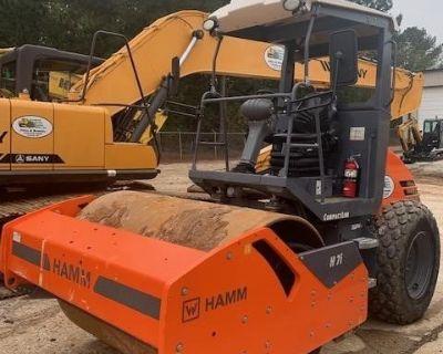 2018 HAMM H7I Compaction Equipment
