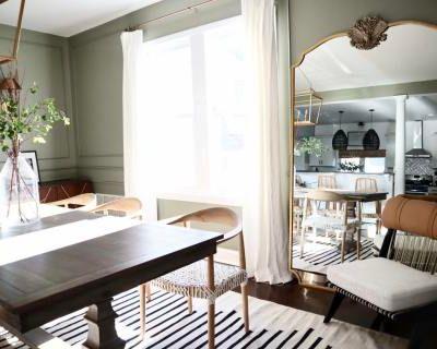 Bright Interior Designer Home with Ample Room to Collaborate, Elizabeth, NJ