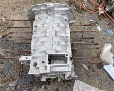 914 engine case unnumbered block
