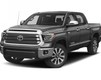 New 2021 Toyota Tundra Limited With Navigation & 4WD