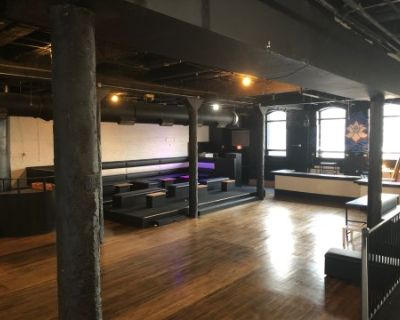 Large Event Space With VIP Area, Minneapolis, MN