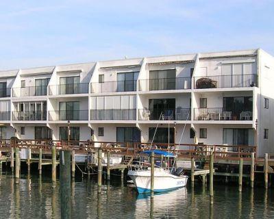 Mariner's Wharf 105-Baywater 12th St, Free WiFi, W/D, AC - Ocean City