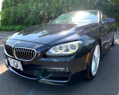 2014 BMW 6-Series Gran Coupe 640i xDrive M Package