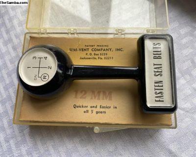[WTB] Shift knob Fasten Seat Belts Uni-Vent shifter