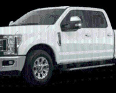 2018 Ford Super Duty F-250 XLT 4WD Crew Cab 6.75' Box