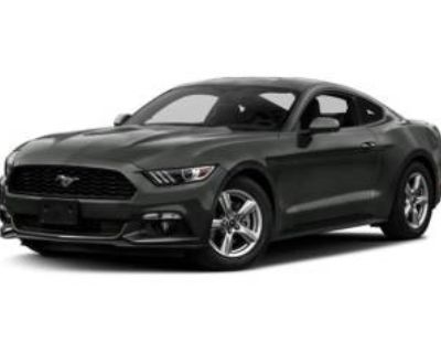 2015 Ford Mustang EcoBoost Fastback