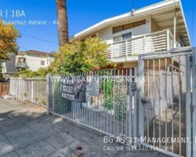 1525 Alcatraz Ave #4, Berkeley, CA 94703 2 Bedroom Apartment