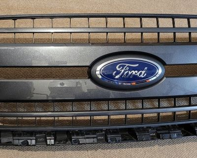 2019 F-150 two bar grill