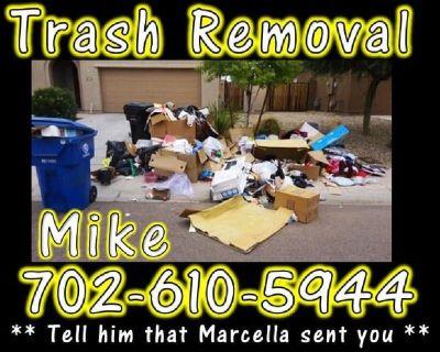 Junk Removal & Dog Poop Removal +More