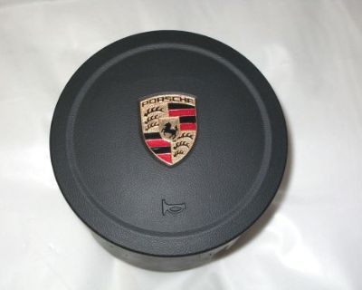 2010-2014 Porsche Panamera Cayenne Steering Wheel Airbag, 97080308903a34, Oem