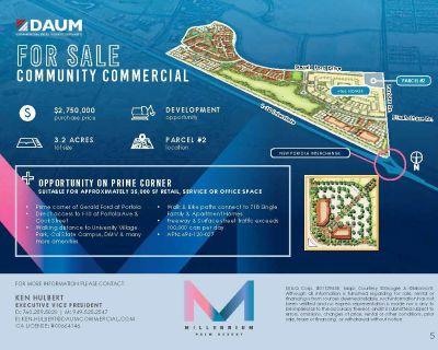 The Millenium - Palm Desert: Parcel #2