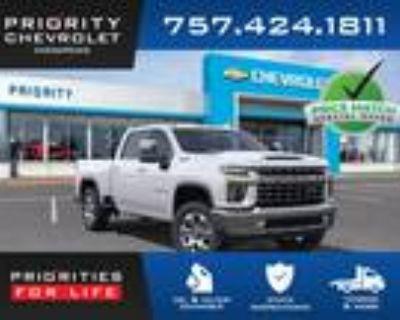2021 Chevrolet Silverado 2500HD LTZ