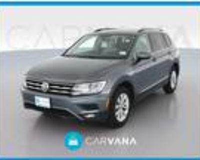 2018 Volkswagen Tiguan Gray, 69K miles